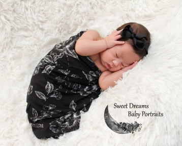 Newborn Twins Photography Session