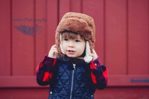 Winter Portrait Sessions